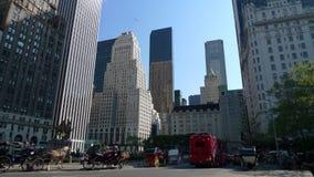 美国纽约视图 免版税库存图片