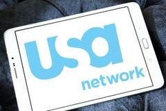 美国网络商标 库存照片