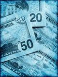 美国美元 免版税库存照片