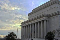美国美联储大厦 免版税库存照片