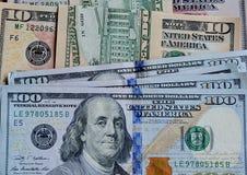 美国美金 免版税库存照片