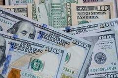 美国美金 免版税库存图片