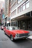 美国老朋友汽车 免版税图库摄影
