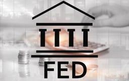 美国联邦储备系统-联邦机关 银行业务经济概念 两次曝光背景 皇族释放例证