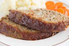 美国肉饼 免版税图库摄影