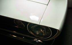 美国肌肉汽车前面处所2 图库摄影