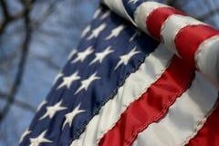 美国自豪感 免版税库存照片