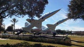 美国航空航天局休斯敦 免版税库存图片