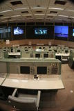 美国航空航天局使命管制 免版税图库摄影