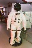 美国航空航天局宇航员航天服 免版税库存照片