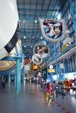 美国航空航天局肯尼迪航天中心 免版税库存图片