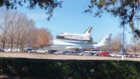 美国航空航天局航天飞机 库存图片