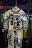 美国航空航天局陈列在曼谷,泰国 库存图片