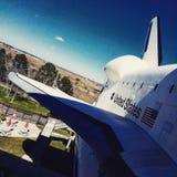美国航空航天局 免版税库存图片