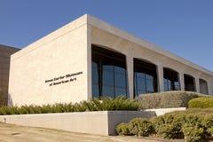 美国艺术阿门卡特博物馆  免版税库存照片