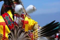 美国节日印地安人 免版税库存照片