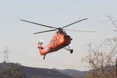 美国英雄飞行表演洛杉矶2013年6月29日 库存照片