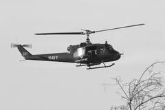 美国英雄飞行表演洛杉矶2013年6月29日 免版税图库摄影