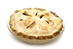 美国苹果饼 免版税库存图片