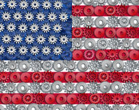 美国行业 库存图片