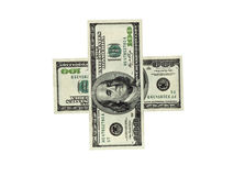 美国货币 图库摄影