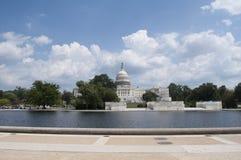 美国资本大厦 免版税库存图片