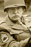 美国退伍军人 免版税库存照片
