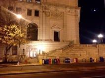 美国邮局首都驻地 图库摄影