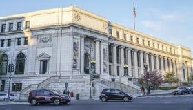 美国邮局,多萝西在华盛顿-华盛顿特区的高度分支-哥伦比亚- 2017年4月7日 免版税库存图片