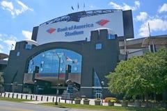 美国银行体育场 免版税库存照片