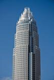 美国银行塔 库存图片