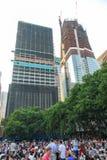 美国银行大厦-纽约 库存照片