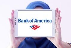 美国银行徽标 免版税库存图片