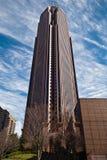 美国银行总部 免版税库存图片