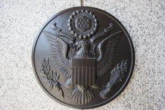 美国铸造 免版税库存照片
