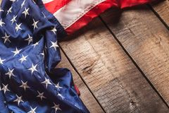 美国阵亡将士纪念日概念 库存照片