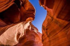 美国风景,大峡谷 亚利桑那,犹他,美国 免版税库存照片