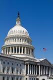 美国首都圆顶 免版税库存照片
