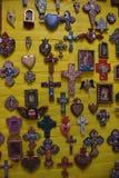 美国,亚利桑那, 30,06,2016在纪念品店墨西哥和nat 图库摄影