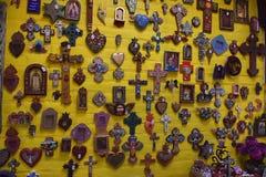 美国,亚利桑那, 30,06,2016在纪念品店墨西哥和nat 库存照片