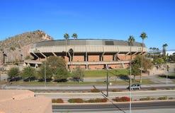 美国,亚利桑那/坦佩:富国银行竞技场 免版税库存照片