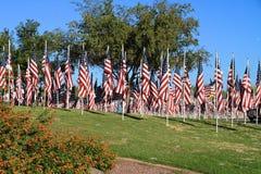 美国,亚利桑那/坦佩:9/11/2001 -医治用的领域 免版税图库摄影