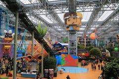 美国,布鲁明屯,明尼苏达,美国的偶象购物中心 库存图片