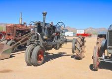 美国:古色古香的拖拉机:1923年Farmall 免版税库存照片