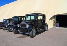 美国:古色古香的车的1927年福特T 库存图片