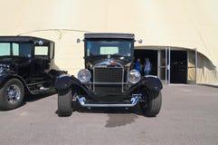 美国:古色古香的车的1927年福特T/Front图 库存图片