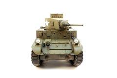 美国轻型坦克M3 库存图片
