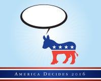 美国2016次竞选 免版税库存照片