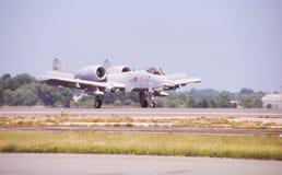 美国A-10 Warthog 免版税库存图片