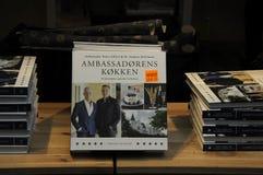 美国AMBASSAORS厨房 免版税库存照片
